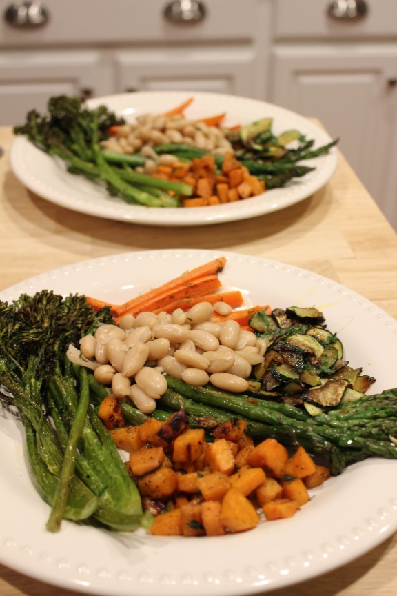 Vegetable Dinner