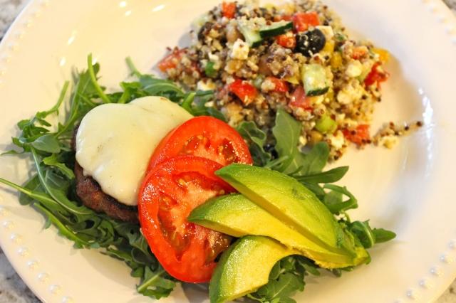 Healthier Burger, Cookout food