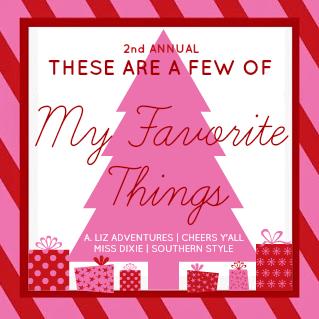 My favorite things linkup 2014