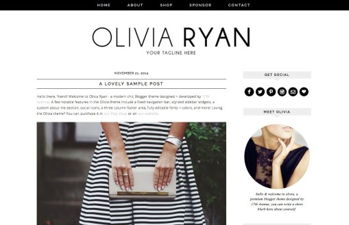 17th Avenue Blog Designs