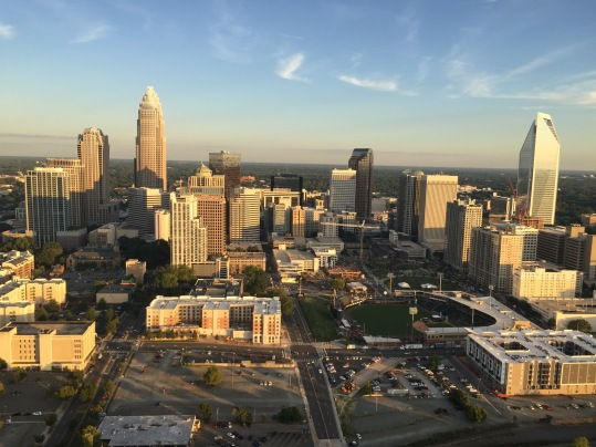 helicopter ride in charlotte