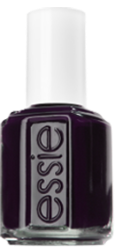 Essie almost black nail polish