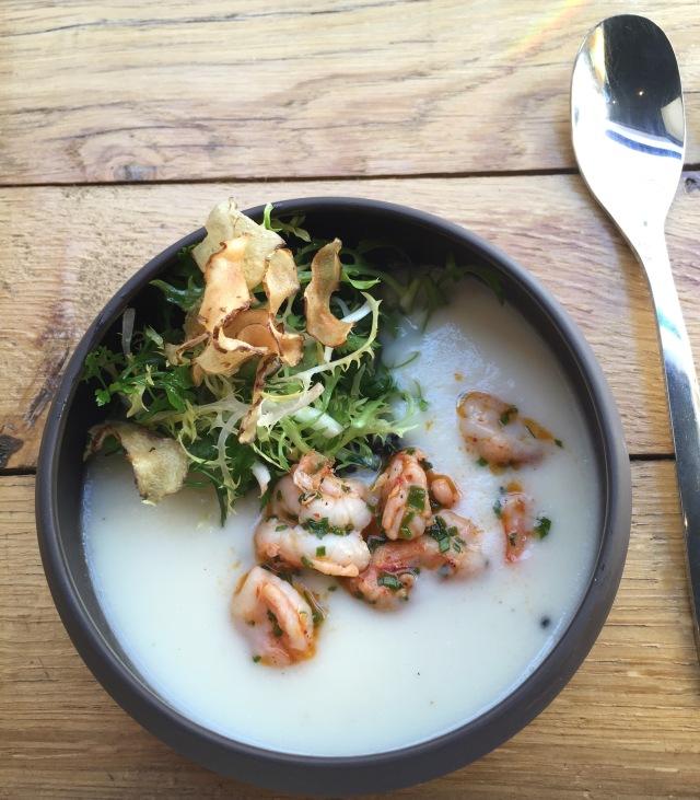 Paris restaurant, 5 course lunch, Pierre Sang Gambey