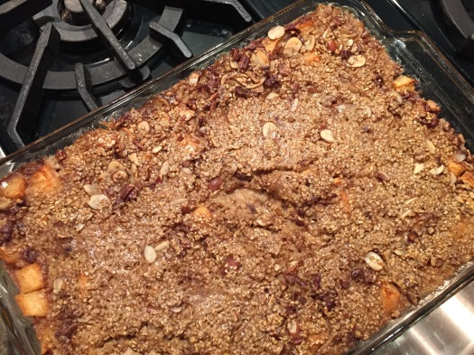 overnight baked oats recipe