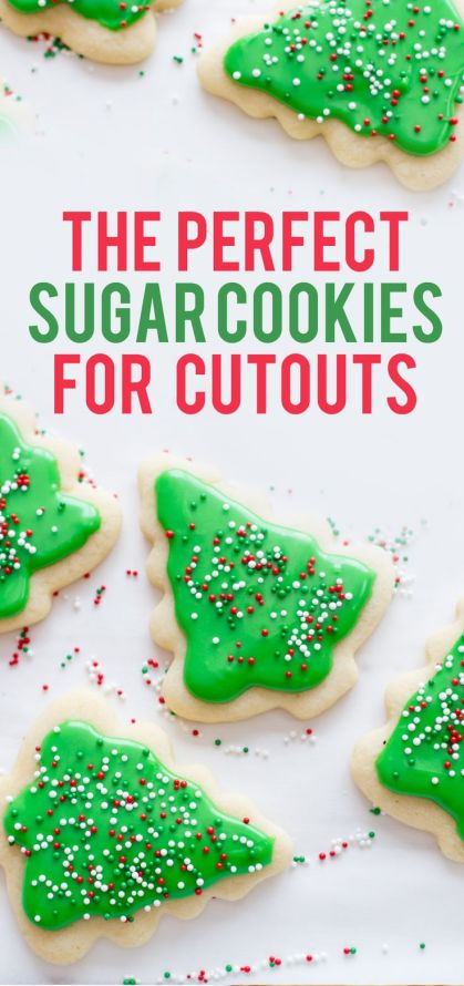 decorated sugar cookie recipe