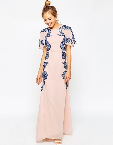 Spring dress for wedding guest