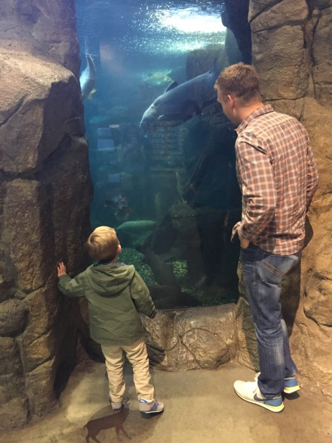family day in March at Bass Pro Shops