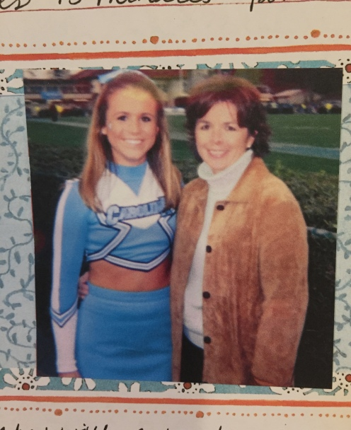 UNC Cheerleading picture