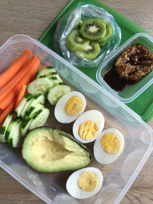 what to pack for lunch; how to pack a healthy lunch; grain-free lunch