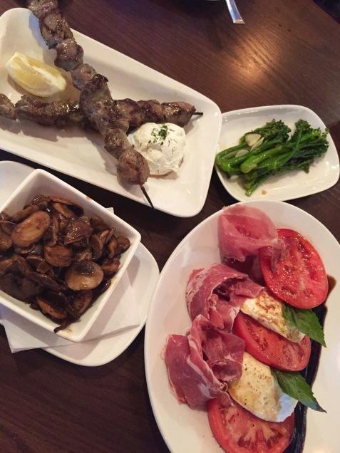 Greek restaurant in Charlotte