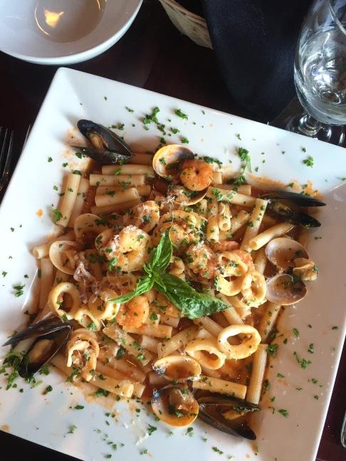 nice Italian restaurant in Charlotte; OGGI