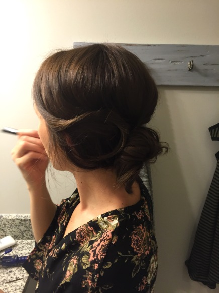 the best hair tools for simple updos; simple undo for medium to long hair
