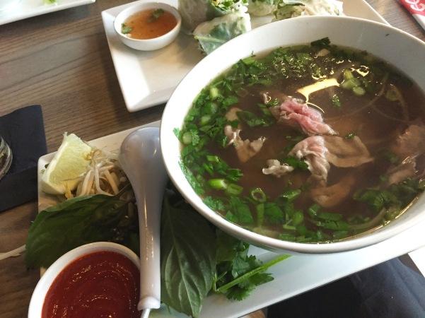 best Vietnamese restaurant in Charlotte; pho restaurant in Charlotte