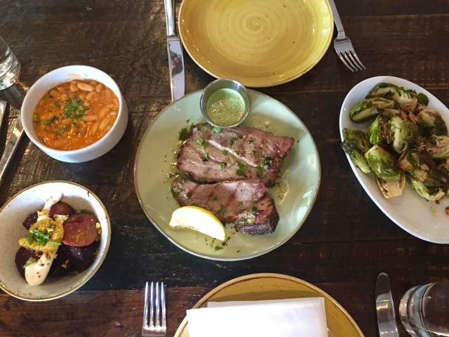 list of best restaurants in Charlotte; Kid Cashew for lunch