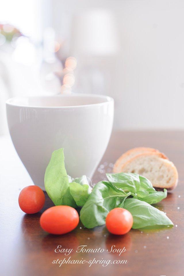 Tomato Soup Stephanie Spring